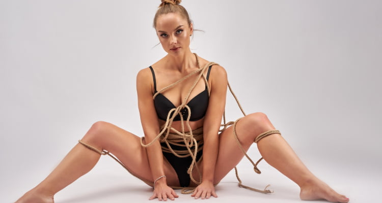 What Is a Rope Bunny Definition and BDSM Advice